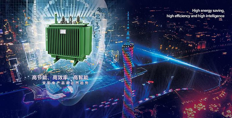维珍妮国际有限公司采用汇茂新一代节能环保干式变压器