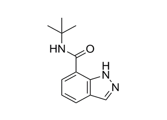 N-tert-butyl-1H-indazole-7-carboxamide