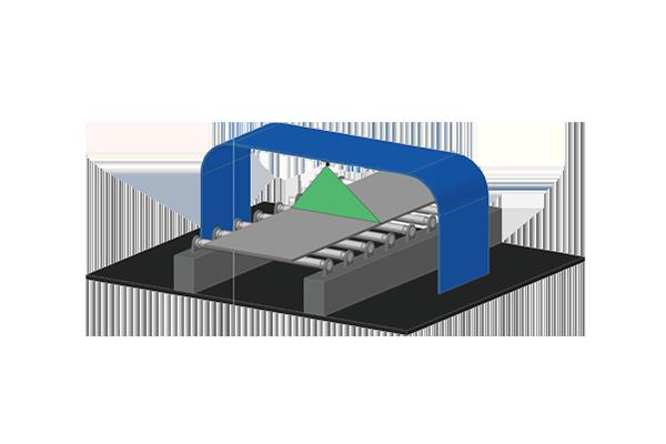 板材表面质量检测系统