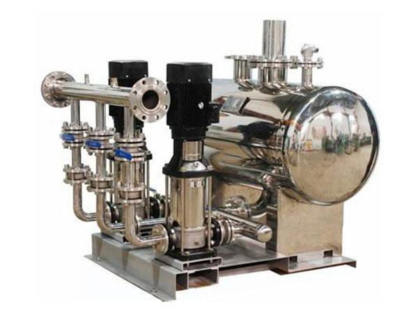 罐式無負壓供水設備
