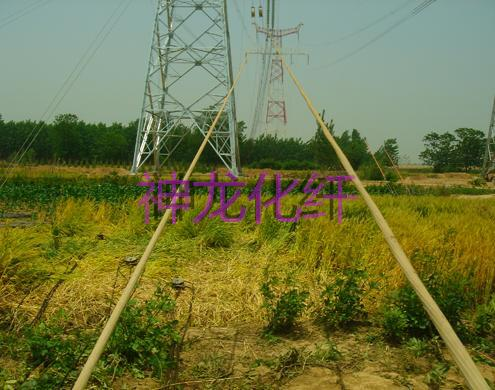 Use directly di rope di rope nima nima hold high pressure wire to cross the Yangtze