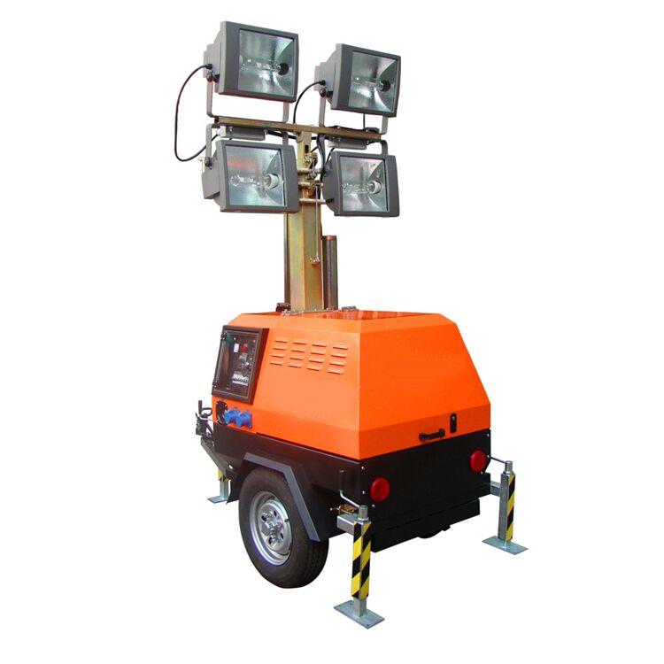 美腾奇4VA4000(7米拖车式)照明灯
