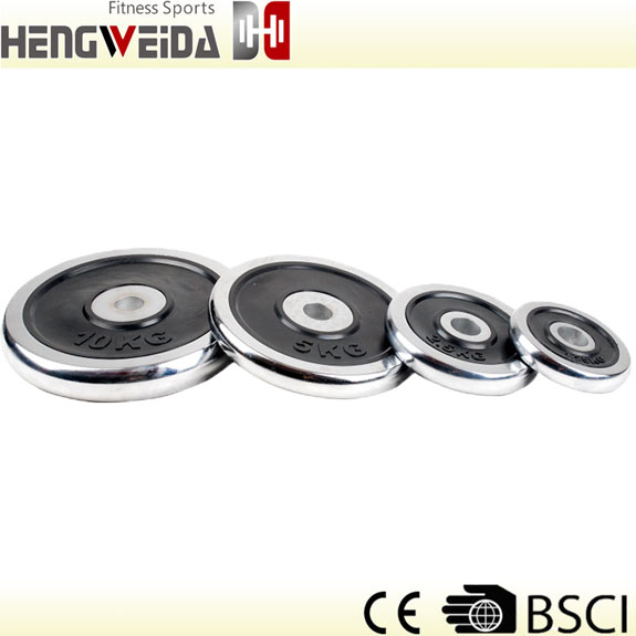 HWD1304-Chromed Plate With Rubber