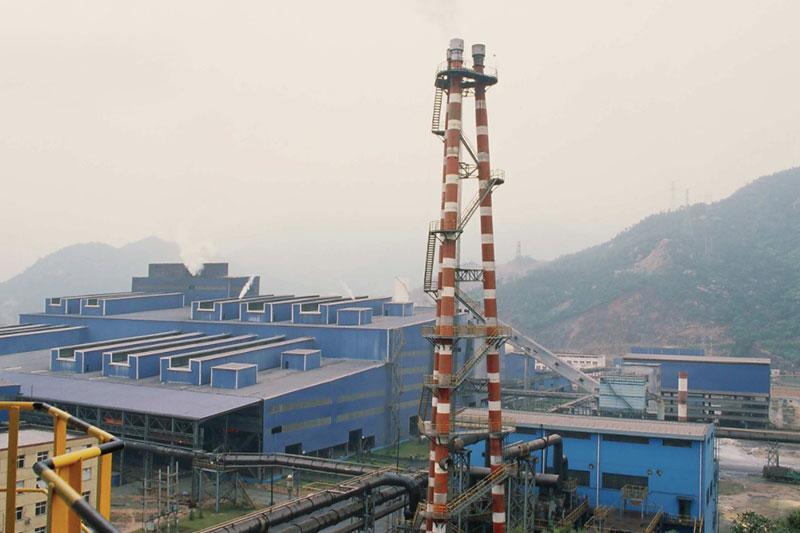 福建三金鋼鐵有限公司(450m3高爐總承包)