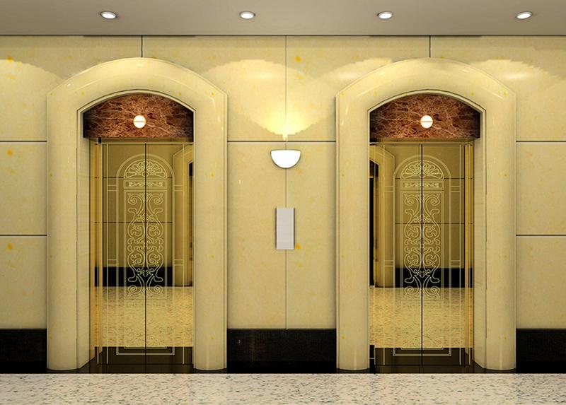 電梯裝飾裝潢的設計
