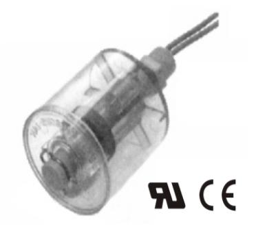 Gems L2LS-1700系列浮子式液位開關
