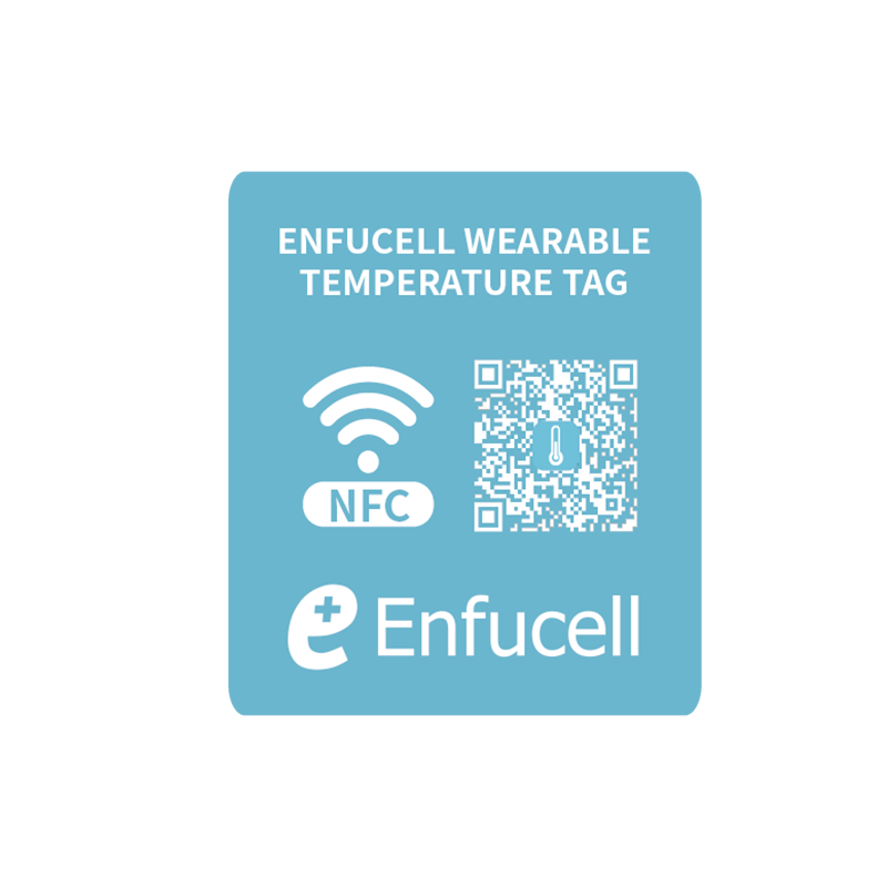 Wearable Temperature Tag