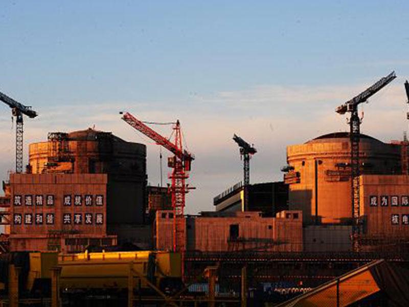 紅沿河核電鋼