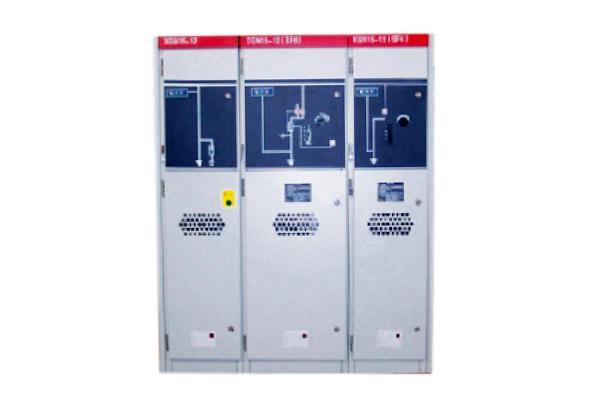 XGN15-12 型 12KVSF6正裝方式開關柜