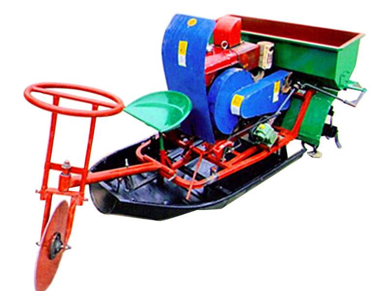 1GC-105耕滾施肥船