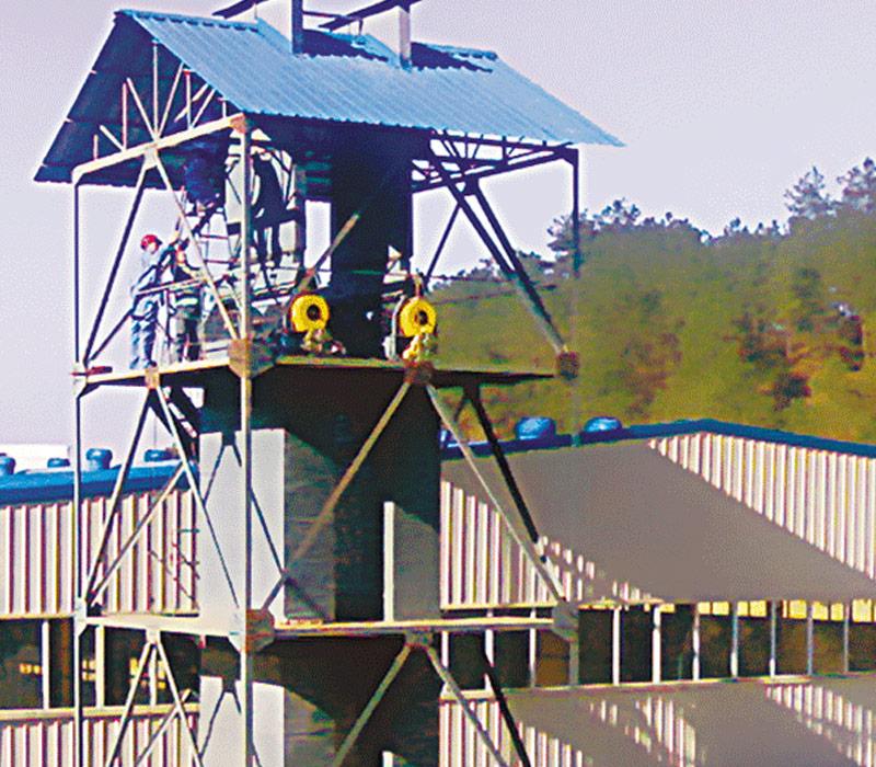 JF401浸胶干燥塔