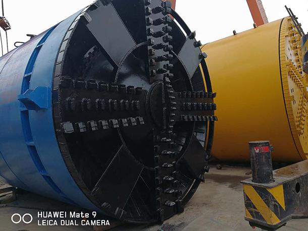 PSD3000 砂卵石頂管機