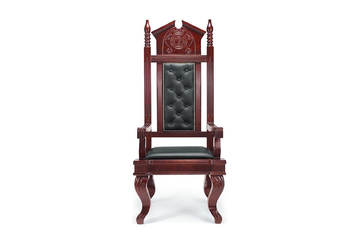 HY-3109實木辦公椅-