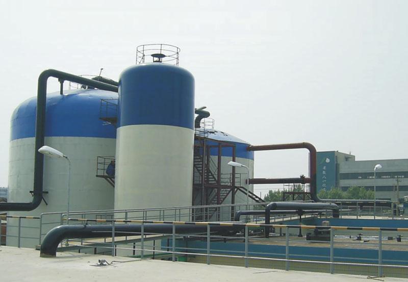 大化集团大孤山热电厂海水脱硫装置