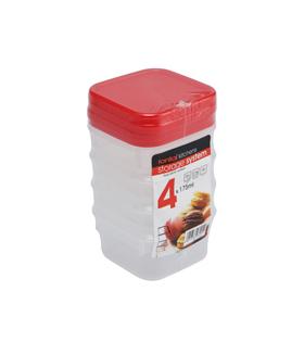 正方形存气盒0.175L
