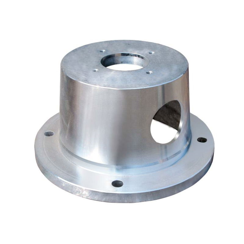 Aluminium alloy bell type cover