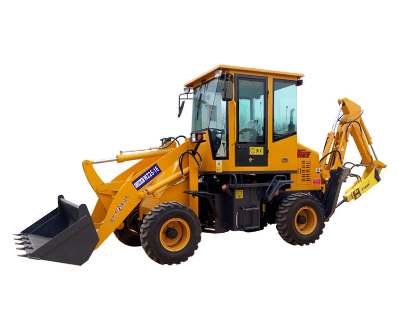 WZ25-16Y Excavating Loader