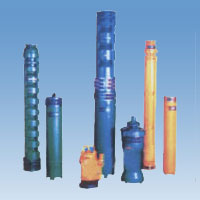 QJ series submersible pump