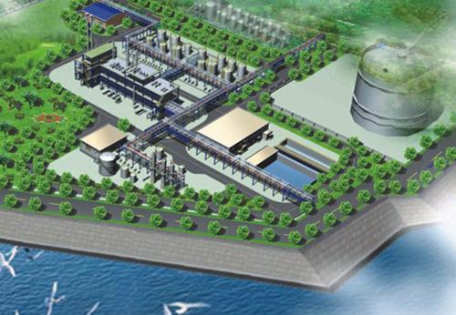 日本三菱化学株式会社三菱化学大榭年产2.5万吨PTMG项目