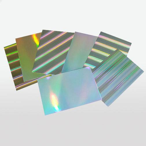 232g轉移鐳射金、銀卡紙