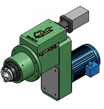 SFSD15-150水车钻孔/攻牙动力头