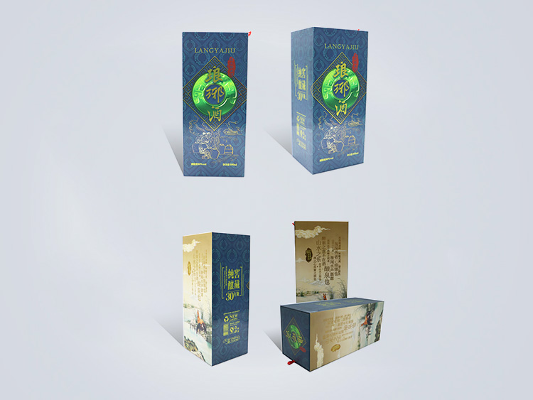 3D packaging