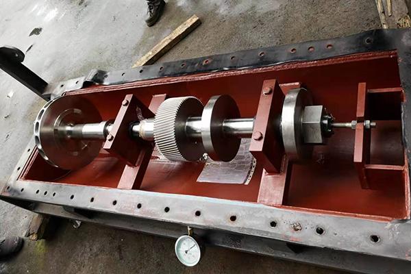 煤化工壓縮機組改造(一)