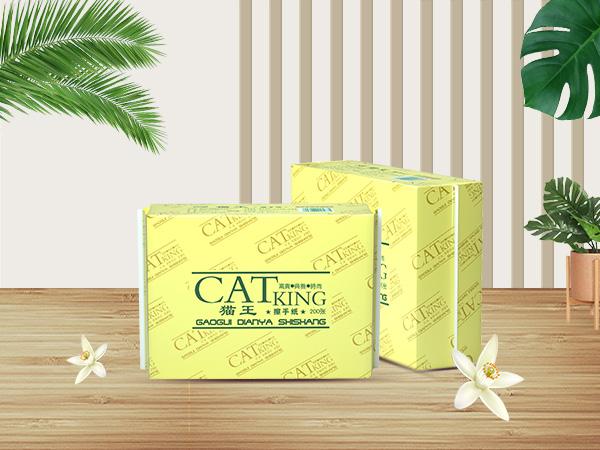 猫王200张擦手纸 (M55)