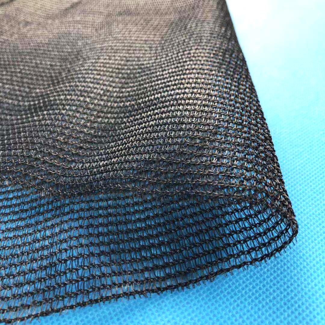 110g 黑色圓絲外遮陽網