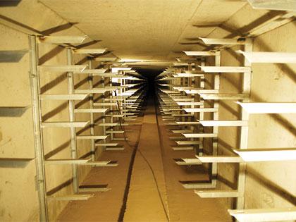 首都机场电缆隧道