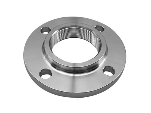 08MnNiMoVD low alloy threaded connecting flange for pressure