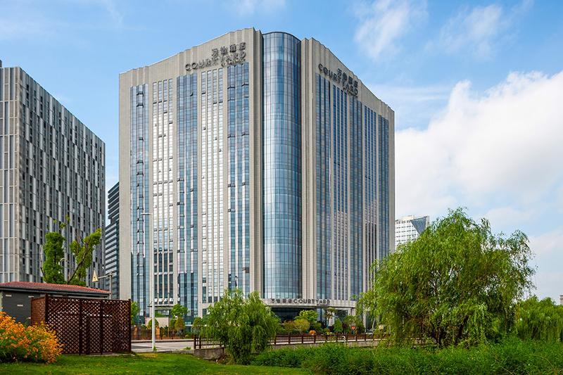 2019年魯班獎工程——南通四建集團有限公司承建的中國醫藥城商務中心