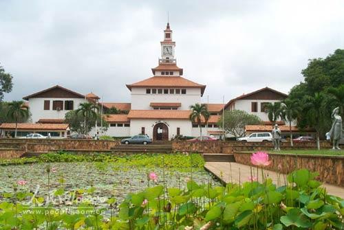 非洲加纳大学E-learning系统
