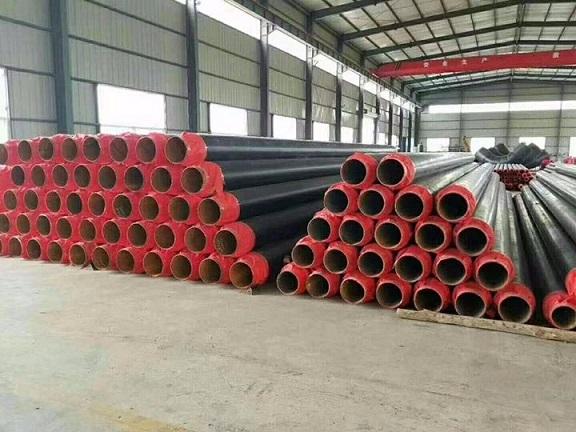 保溫鋼管生產廠家合集站
