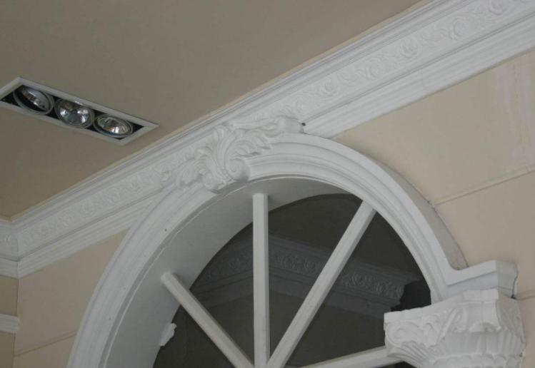 室內裝修之---頂角石膏線的注意事項