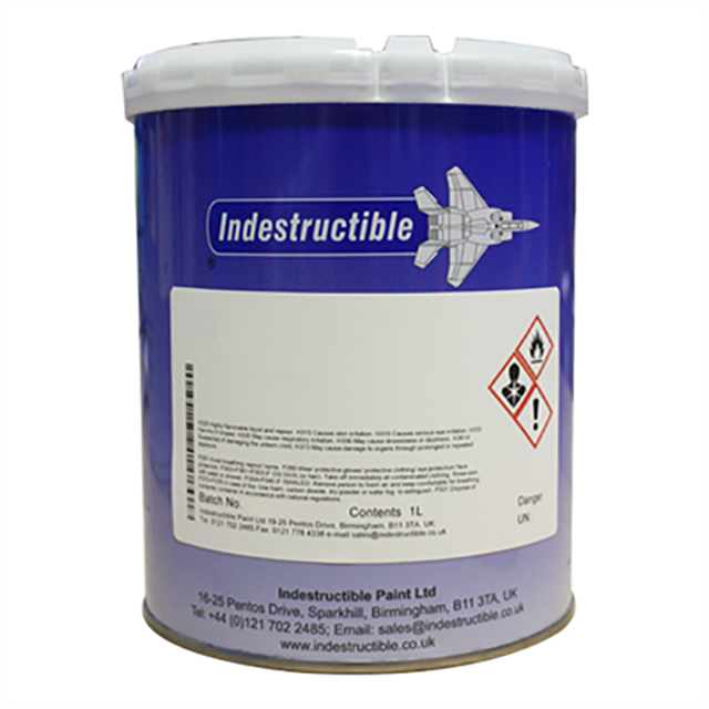 Heat-resistant yellow label paint