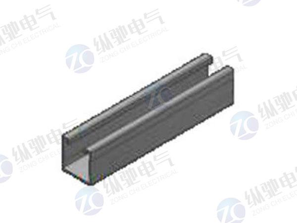 單面槽鋼物理特性