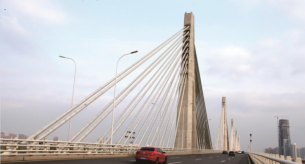 南昌市朝阳大桥路灯及景观照明变配电工程