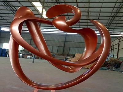 不銹鋼雕塑