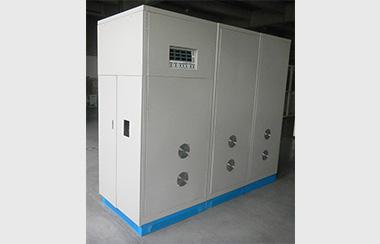 我公司为南方家电企业生产250kVA变频电源一台