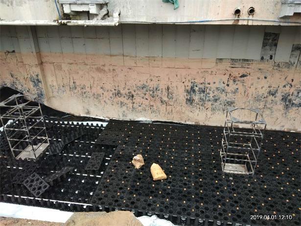 廣州_工業園區雨水收集利用系統模塊水池項目工程
