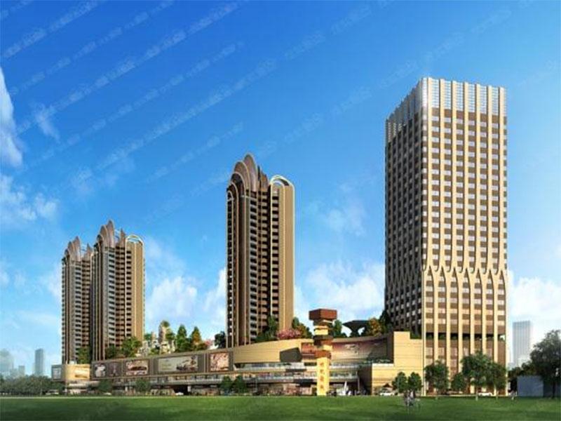 慈利宝居世纪新城项目