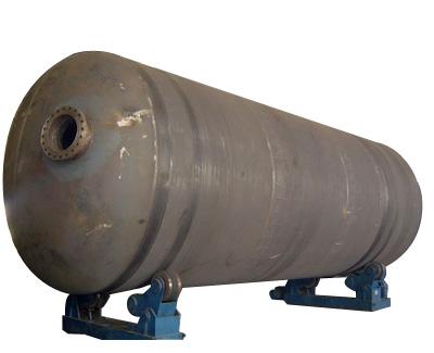 定期排污擴容器
