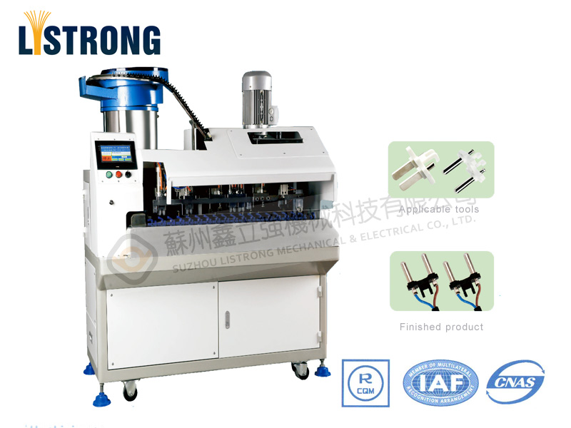 2500S Terminal Crimping Machine