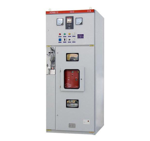 XGN66-12型固定式封閉開關設備