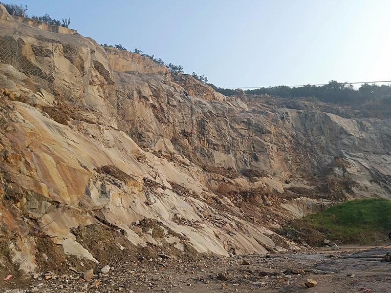 绍兴市越城区陶堰镇花岗岩厂废弃矿山生态环境综合治理工程