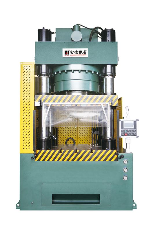 伺服数控油压机1000吨