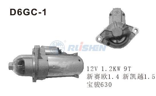 型号:D6GC-1