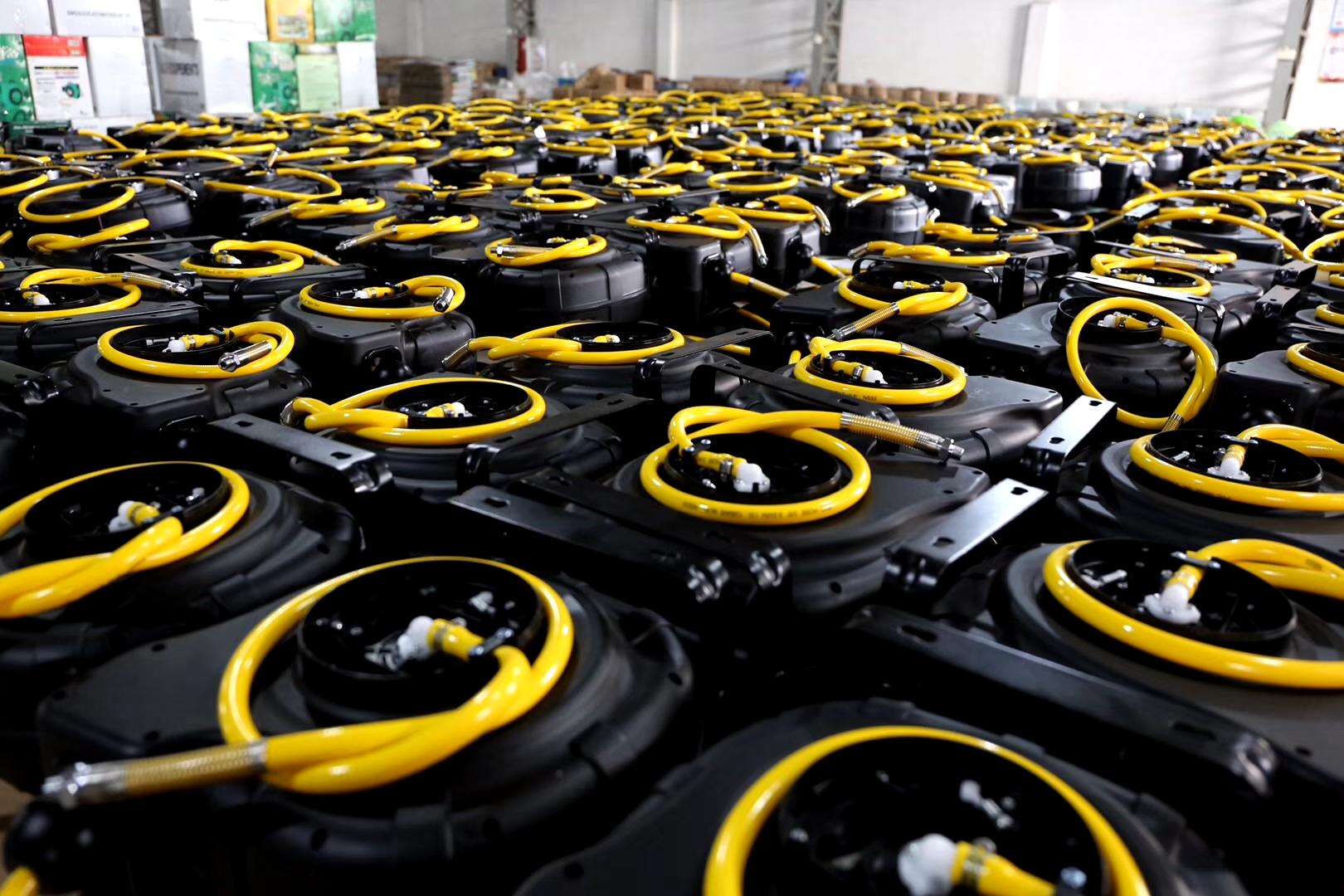 机器配套用PVC纤维增强软管