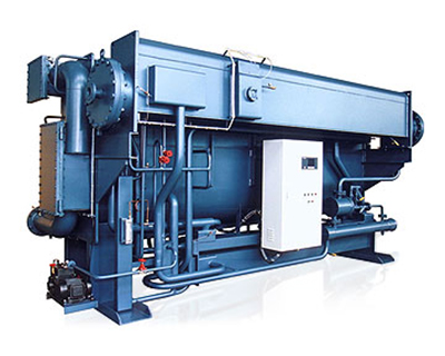 16DE Double-Effect Absorption Chiller